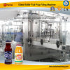 Juice Fruit Mixture Automatic Filling Machine
