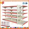 Customized Double Sided Wire Mesh Shelf Display Stand (Zhs135)