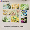 Sunmeta 2016 Factory Design 5052 Grade Sublimation Aluminum Sheet, Sublimation Metal Sheet