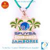 Wholesale Customized Metal Silver Soccer /Football Award Medal