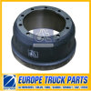 Brake Drum 6584210001 for Mercedes-Benz Truck