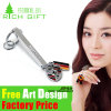 Promotion Gifts Letters Multifunctional Metal Keyring with Bottle Opener