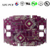 4layer Carbon Print PCB Circuit Board with Special Orchid Mask