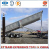 Front-End Multistage Telescpic Hydraulic Cylinder for Tipping Truck