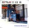 H1018 Roller Conveyor Type Steel Plate Shot Blasting Equipment