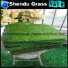 PU Brightness Backing Artificial Turf 25mm