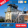 Icesta Containerized Flake Ice Machine Automatic Ice Storing Bin