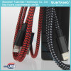 Nylon Cable High Speed USB Cable for iPhone 7