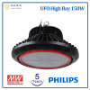 5 Years Warranty 150W UFO LED High Bay Light with Philips LED Chip and Meanwell LED Driver