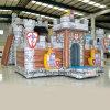 Inflatable Fortress Slide (AQ01411)