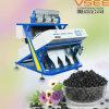 Large Capacity 3 Chutes Black Beans Color Sorter Machine