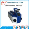 Blue CNC Router 200W Rofin Spot Soldering Machine for Jewelry
