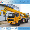 5% Discounts! 10 Ton Truck Crane with Turable Cabin