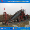 Chain Bucket Dredger for Gravels Sand and Gold