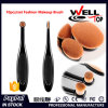 Human Hair Dense Soft Comfortable Makeup Brush Professional Oval Cosmetic Brush