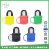 40mm Waterproof Security Lock with Colorful Thermoplastic Cover