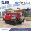 2016 New Style! Hf160y Crawler Ground Screw Machine Pile Driver