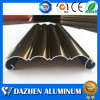 Single Layer Roller Shutter Door Aluminum Extrusion Profile with Anodized