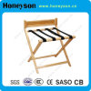 Honeyson Wooden Stable Luggage Racks for Hotel Use