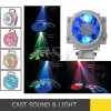 CREE 8PCS*3W Spot Gobo LED Effect Lights for Disco KTV