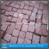 Flamed Putian Red Cubestones/Brick Paverstone for Garden/Driveway/Patio