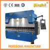 We67k 125/4000 Electrohydraulic Synchronous CNC Press Brake