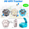 The Latest 3G WCDMA GPS Tracker for Small Pet/Dogs/Cats (V40)