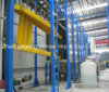 Machine Parts Powder Coating Machine