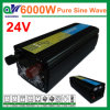 24V 6000W Pure Sine Wave Inverter (QW-6000P24)