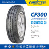 White Sidewall Van Tyre, Commercial Tyre with ECE DOT 185r14c