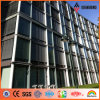 RoHS Certificated Silver 4mm External Aluminum Wall Panel (AF-411)