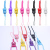 Universal Detachable Lanyard Mix Color Hang Rope for Smartphones