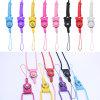 Universal Detachable Lanyard Mix Color Hang Rope for Smartphones