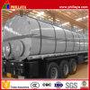 3 Axles 30-50 M3 Asphalt Tanker Bitumen Tank Trailer