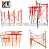 Q235 Steel Light Duty Frame Scaffold, Guangzhou Manufacturer
