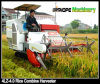Wishope 4lz-4.0 with Hst Transmission Gear Drive Rice Harvester