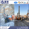 Hfg-45 Energy Saving Hydraulic Rock Blast Hole Drill Rig
