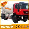 3 Axle Concrete Mixer Truck