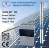 26kw 6inch Stainless Steel Centrifugal Solar Water Pump