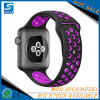 Amazon Hot Selling Sport Silicone Watch Band for Apple Watch