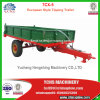 7cx-5 Europen Style Tipping Trailer for 50HP Massey Ferguson Tractor