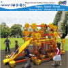 Outdoor Play Climbing Playground Outdoor Playsets Hf-18904
