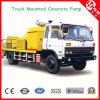 85m3/H High Efficiency Truck Mounted Concrete Pump Price