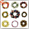 Newly Different Colors Artificial Christmas Garland Wreath