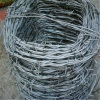 Galvanized Twist and Reverse Double Twist Barbed Wire