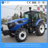 Factory Supply Yto/Deutz 6 Cylinder Engine 125HP Farm Agriculture Tractor