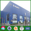Prefabricated Steel Structure/ Showroom and Maintenance Work Shop