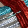 Functional Shimmer Metallic Sequin Cloth (WX30524A)