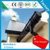 Guangzhou Manufacture PVC Rain Gutter Plastic Roofing Gutter