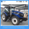 4WD 135HP Agricultural Farm/Garden Tractors with Implements